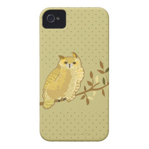 Great Horned Owl Case-Mate iPhone 4 Case