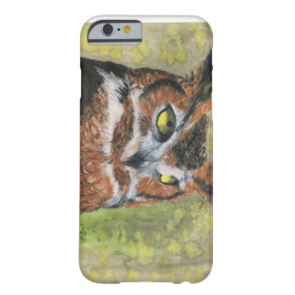 Great Horned Owl iPhone 6 Case