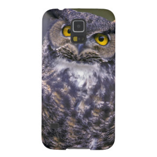 Great Horned Owl Case For Galaxy S5