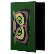 Great Horned Owl Case For iPad Air