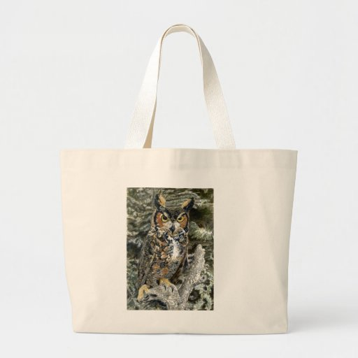 Great Horned Owl Classic Bag