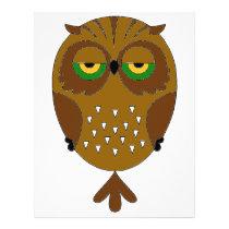 Great Horned Owl Flyer