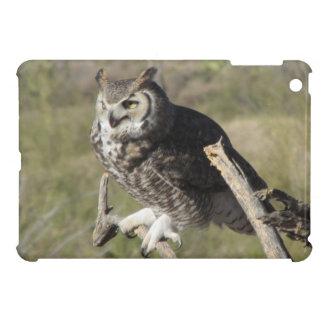 Great Horned Owl iPad Mini Case