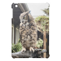 Great Horned Owl iPad Mini Cases