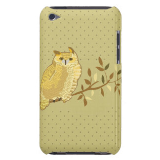 Great Horned Owl iPod Case-Mate Case