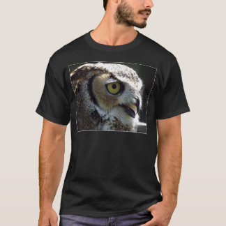 Great Horned Owl T-Shirt