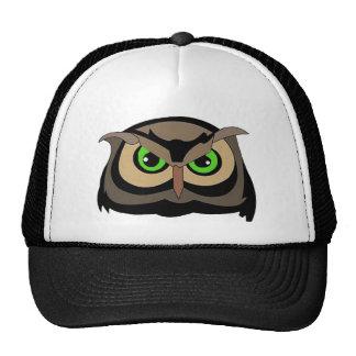 Great Horned Owl Trucker Hat