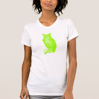 Great Horned Owl Tshirts