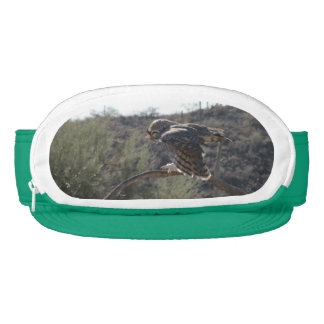 Great Horned Owl Visor