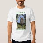 Great Horned Owl Wild Florida Photo T-shirt