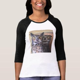 Great Horned Owls T-Shirt