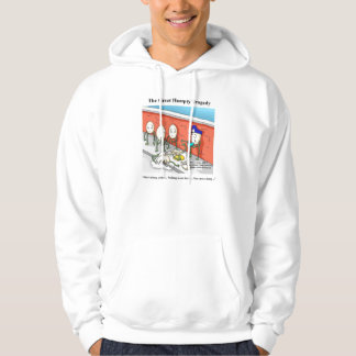 Great Humpty Dumpty Tragedy Funny Hoodie by Rick L