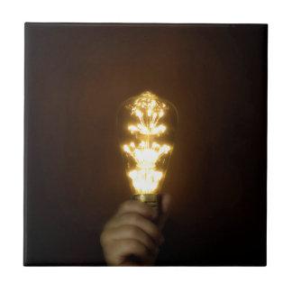 Great Idea Lightbulb Tile
