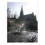 Great Illuminator Tinguely fountain, Basel Post Cards