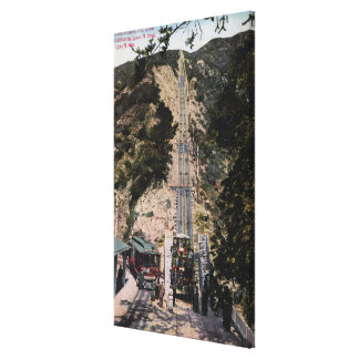 Great Incline Railway View Canvas Prints