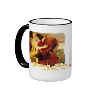 Great Italian loves - Romeo and Julieta Mugs