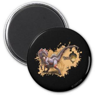 Great Jaggi 2 Inch Round Magnet