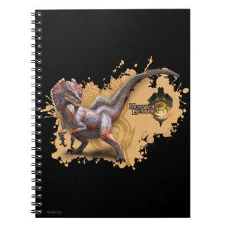 Great Jaggi Spiral Notebook