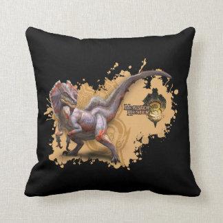 Great Jaggi Throw Pillow