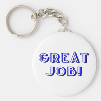 Great Job! Keychain