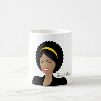 Great job Smiling Girl Mug