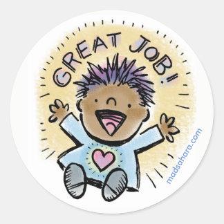 Great Job! Sticker