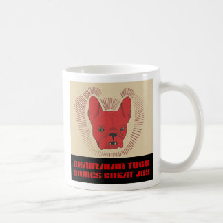 Great Joy Classic White Coffee Mug