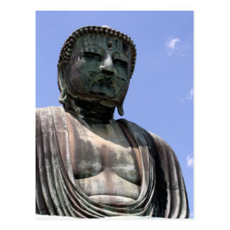 great kamakura buddha postcard