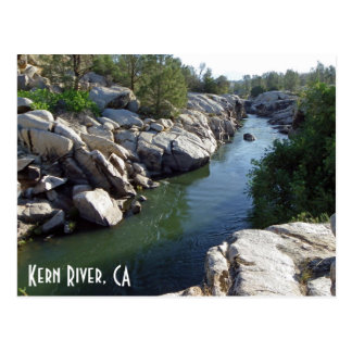 Great Kern River Postcard! Postcard