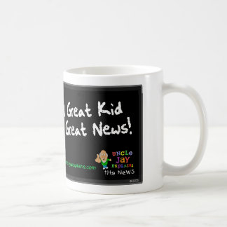 """Great Kid is Great News"" Mug"