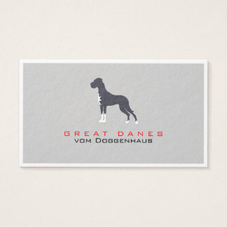Great Kuschelmonster at Home Business Card