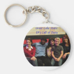 Great Lake State:EP3 Call of Duty Key Chain