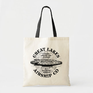 Great Lakes Airship Cruise Tote Gift Bag