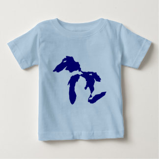 Great Lakes Baby T-Shirt
