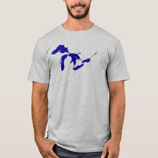 Great Lakes Blue T-Shirt