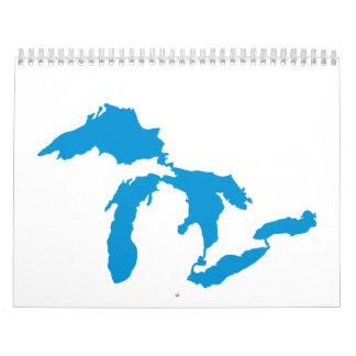 Great Lakes Calendar