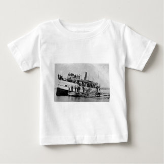 Great Lakes Ferry City of New Baltimore Tee Shirt