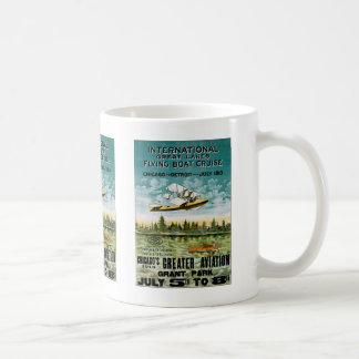 Great Lakes Flying Boat Coffee Mug
