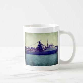 Great Lakes Freighter Coffee Mug