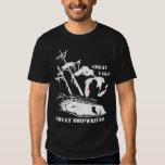 Great Lakes, Great Shipwrecks. Tshirt
