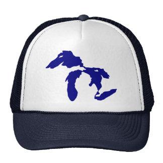 Great Lakes Trucker Hat