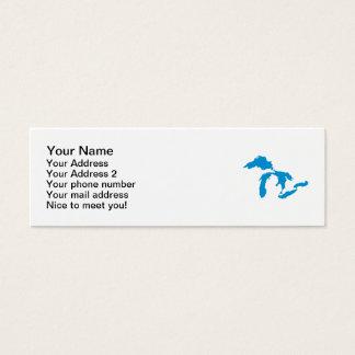 Great Lakes Mini Business Card
