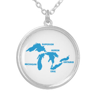 Great Lakes Custom Necklace