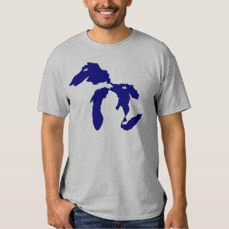 Great Lakes Playeras