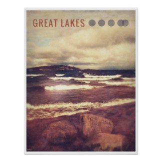 Great Lakes Posters | Zazzle