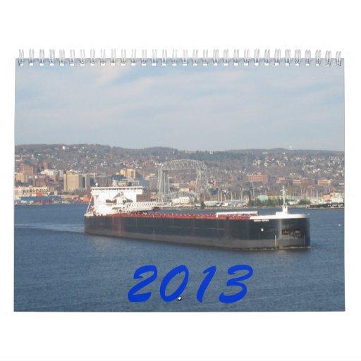 Great Lakes Ships Calendar