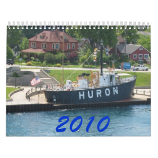 Great Lakes Ships Calendar