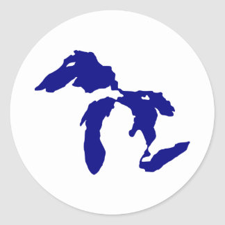 Great Lakes Stickers
