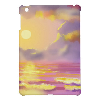 Great lakes sunset case for the iPad mini