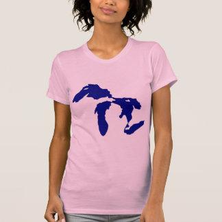 Great Lakes T Shirt